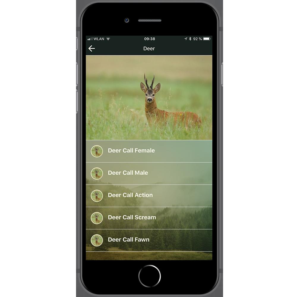 Huntersmapp Mating calls - Huntersmapp